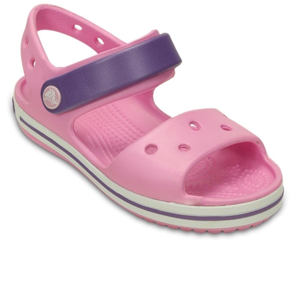 Crocs Crocband Sandal Girl's Pink