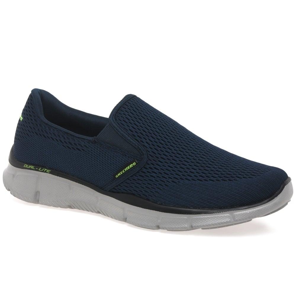 sketcher slip on shoes