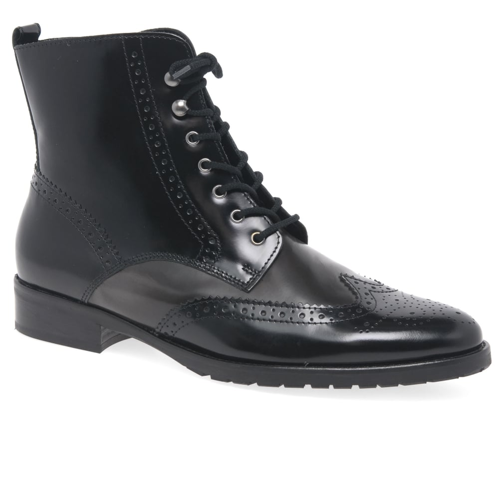 Gabor Connected Womens Brogue Ankle