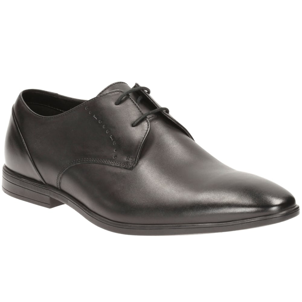 Clarks Bampton Lace Mens Formal Shoes