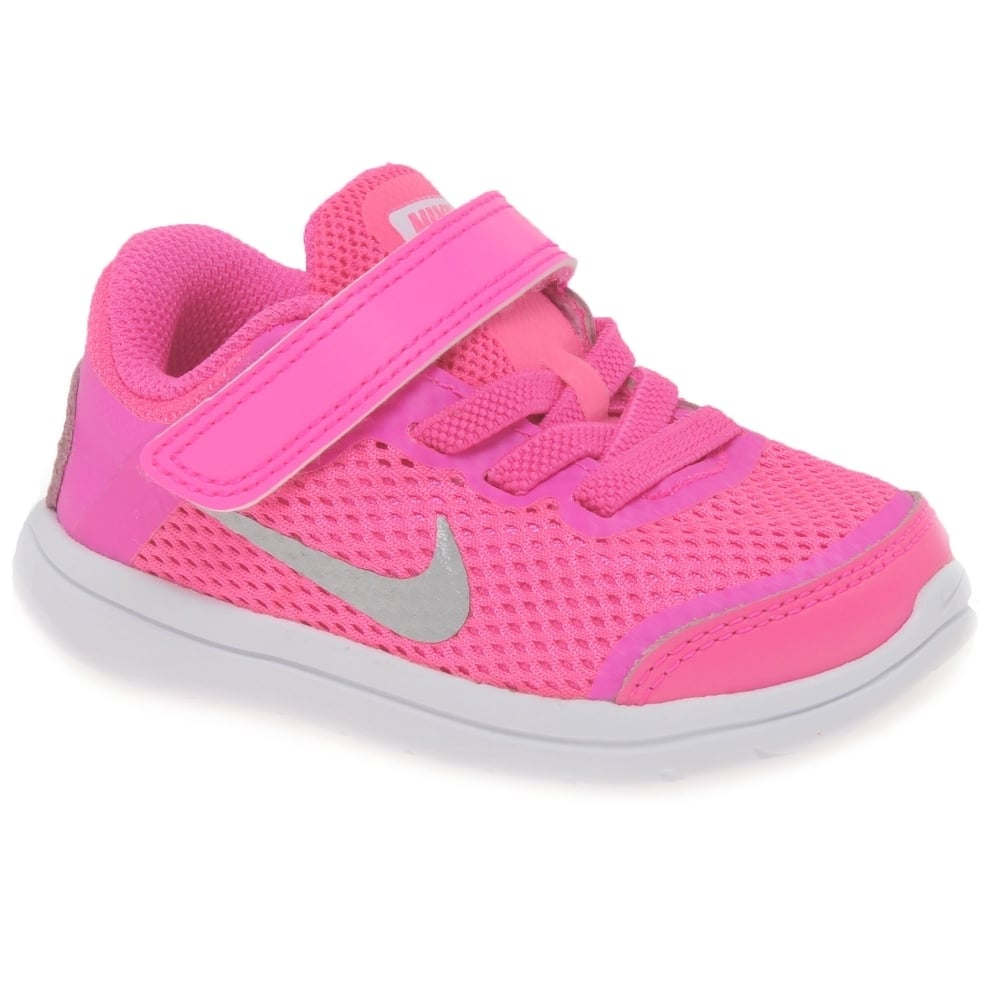 girls velcro adidas trainers