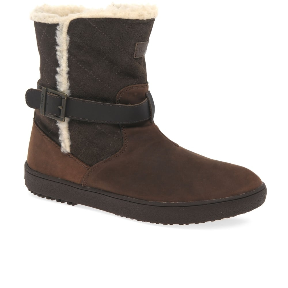 Barbour Nimbus Womens Warm Lined Boots