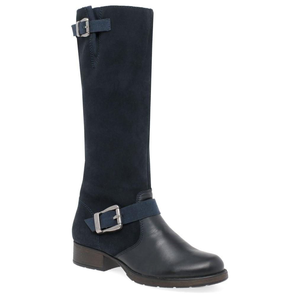 Rieker Feline Boots | Womens Black