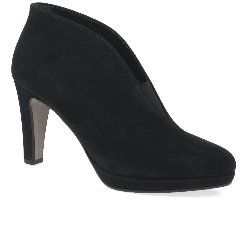 womens black shoe boots uk Shop