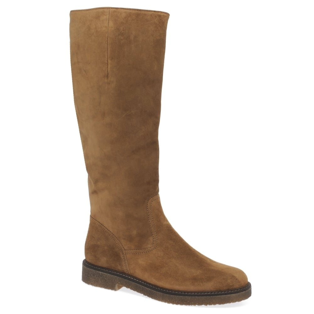 the sale of shoes buying cheap official images Gabor Nadine Womens Long Suede Riding Boots   Charles Clinkard