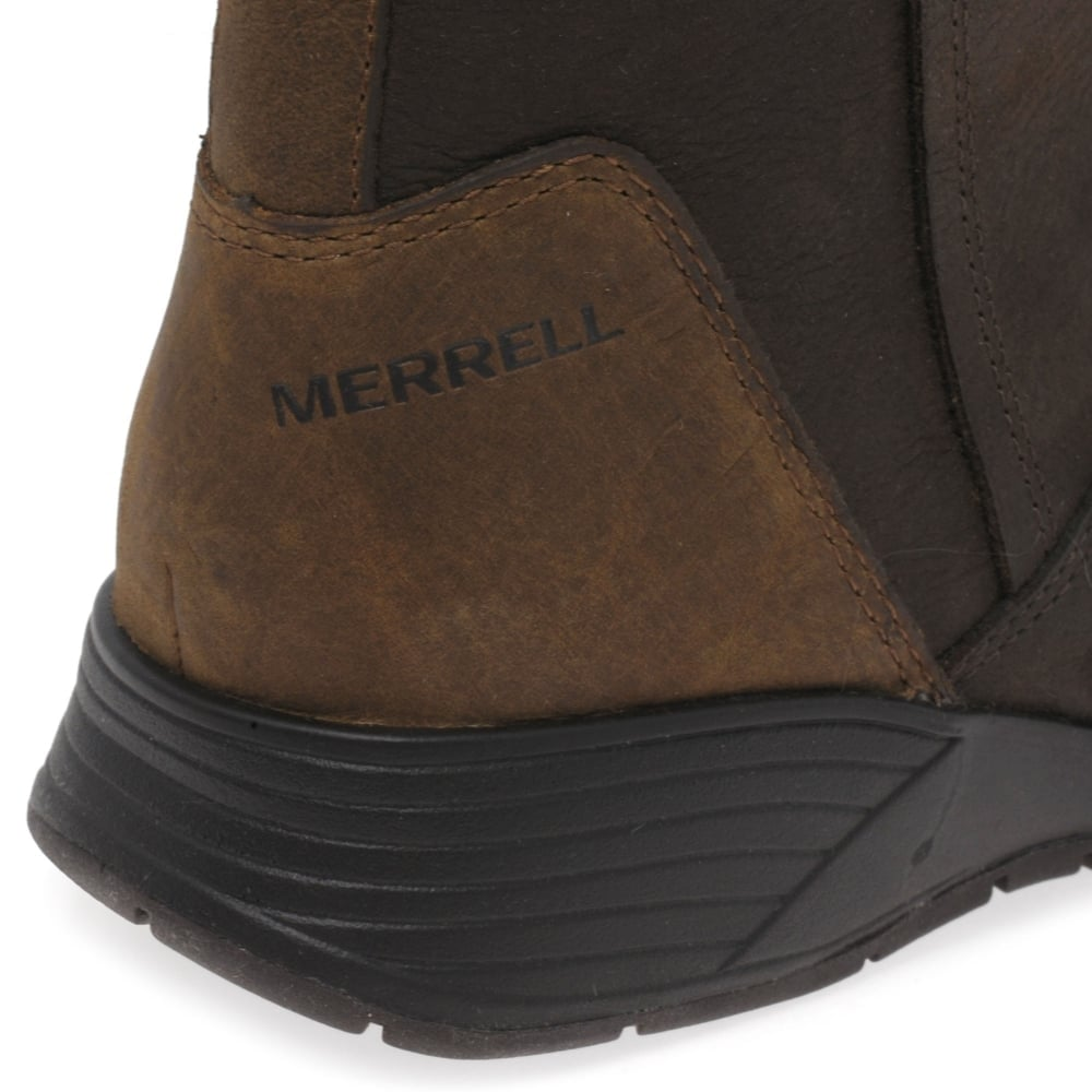 Merrell Travvy Womens Waterproof Calf