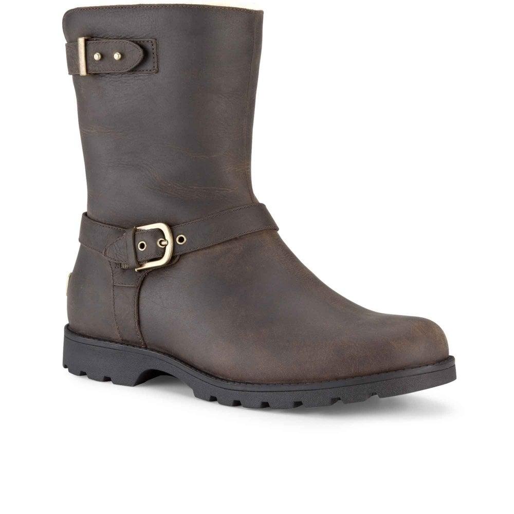 ugg boots leather uk