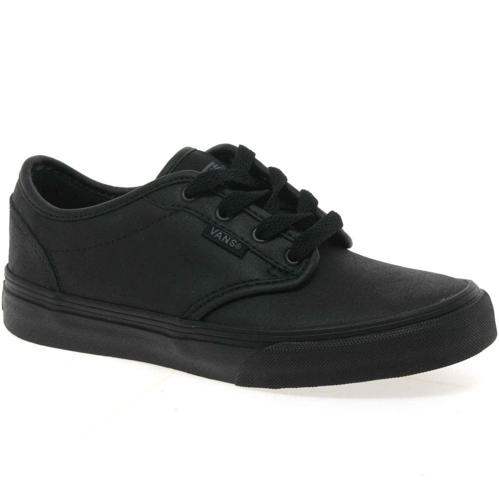 vans atwood all black