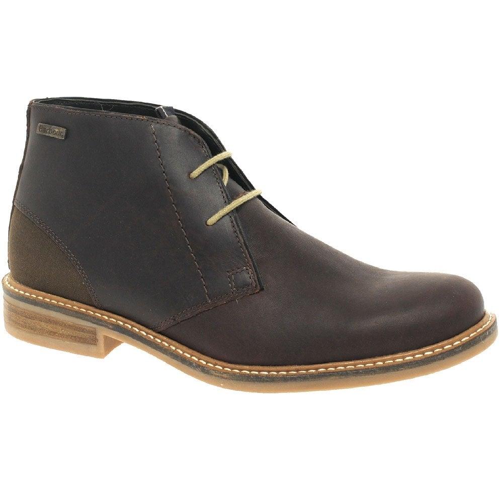 barbour readhead chukka boots black