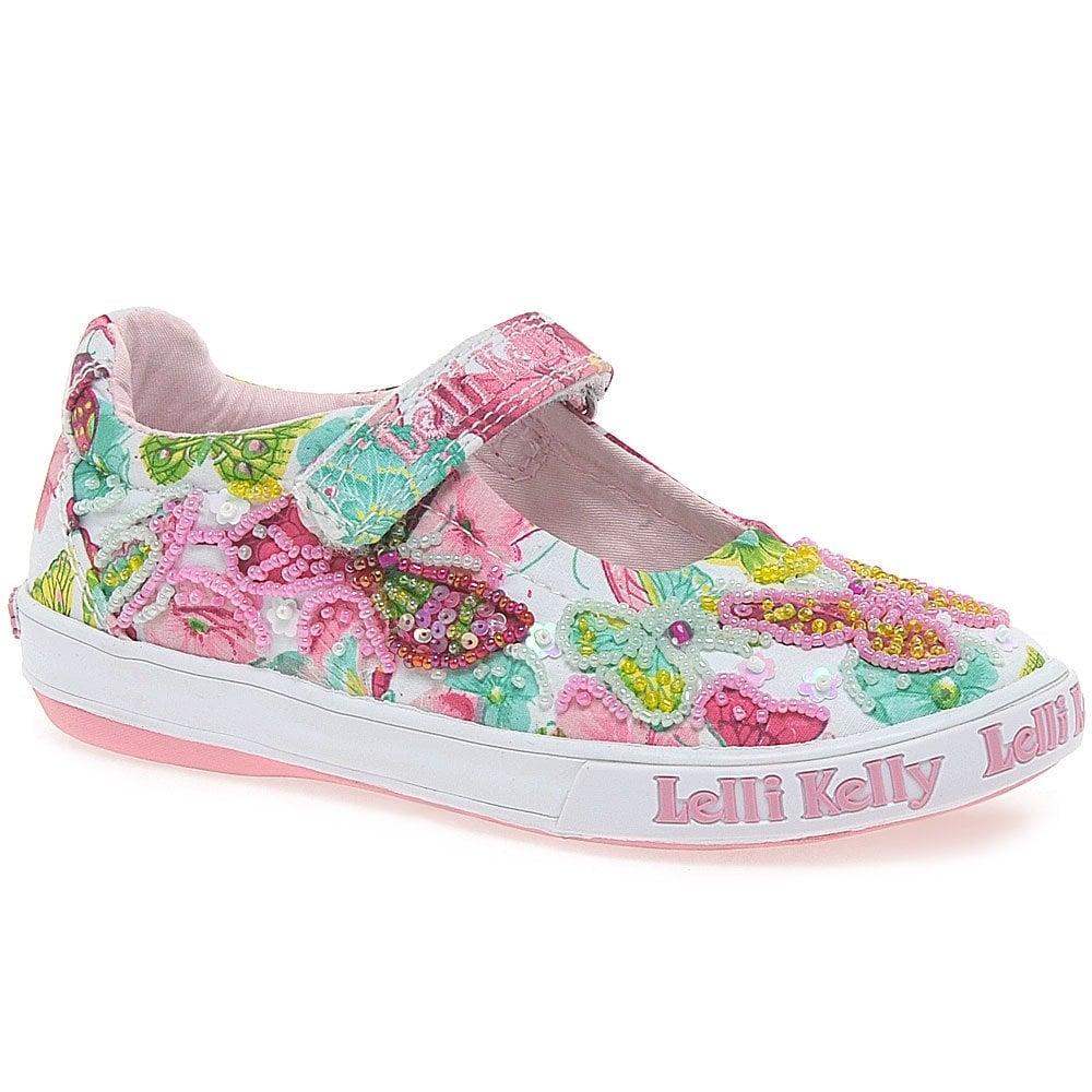 lelli kelly butterfly sko low price