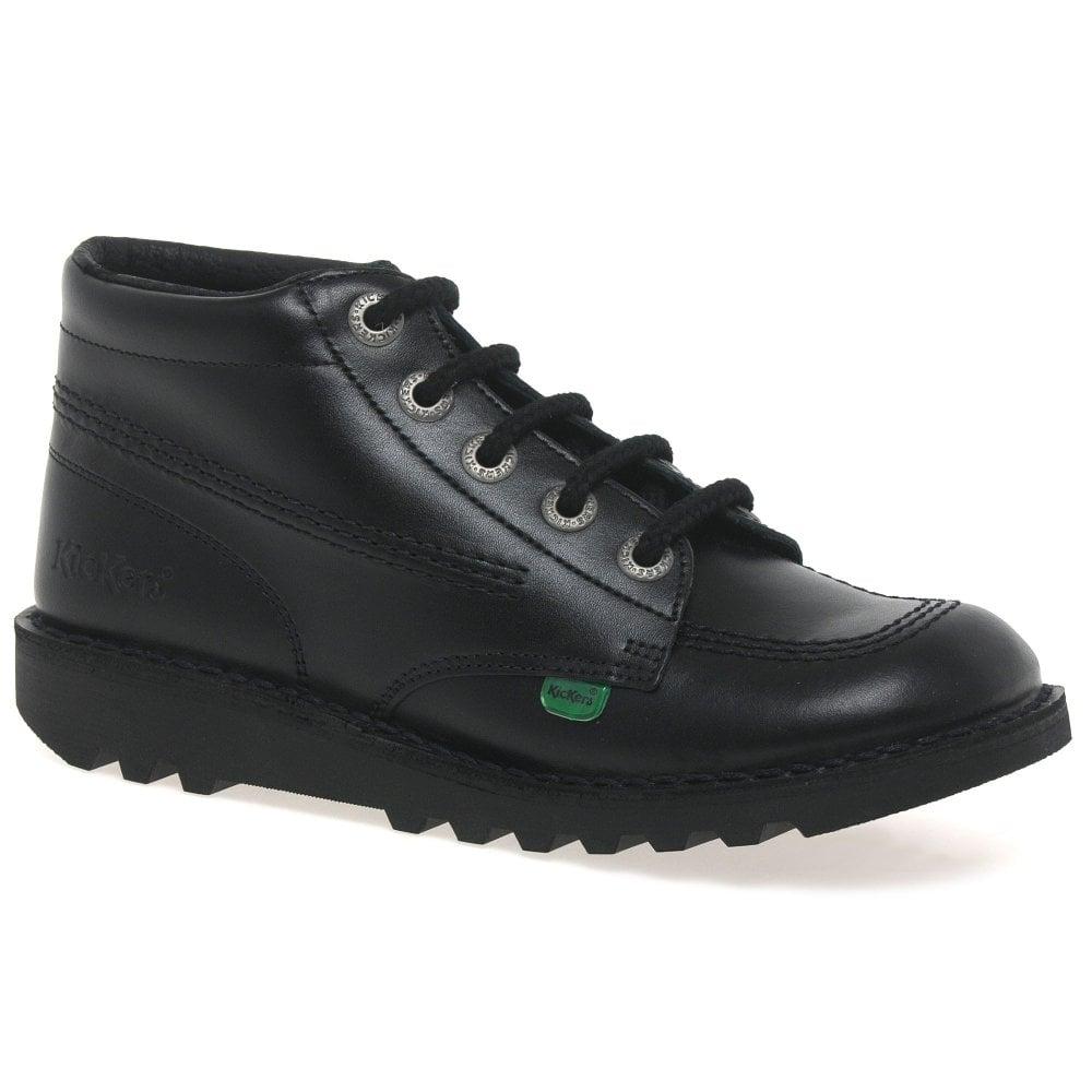 Kickers Chi Senior Girls' School Shoes