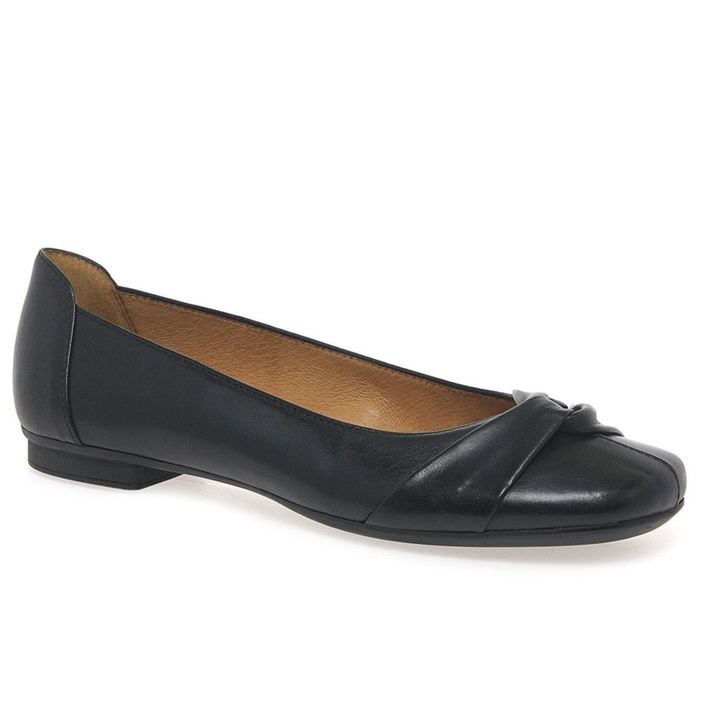 Leather Ballet Pumps | Charles Clinkard