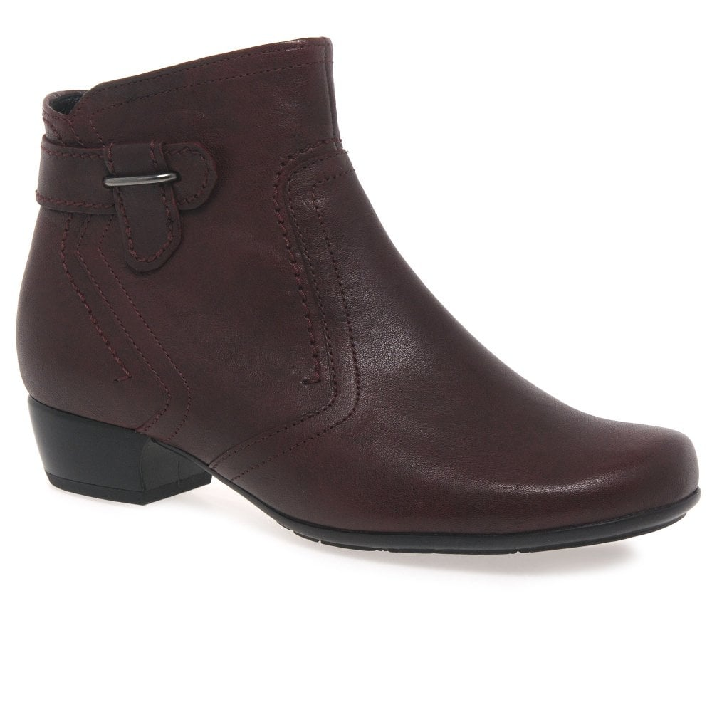 Gabor Bea |Classic Wide Fit Ankle Boots