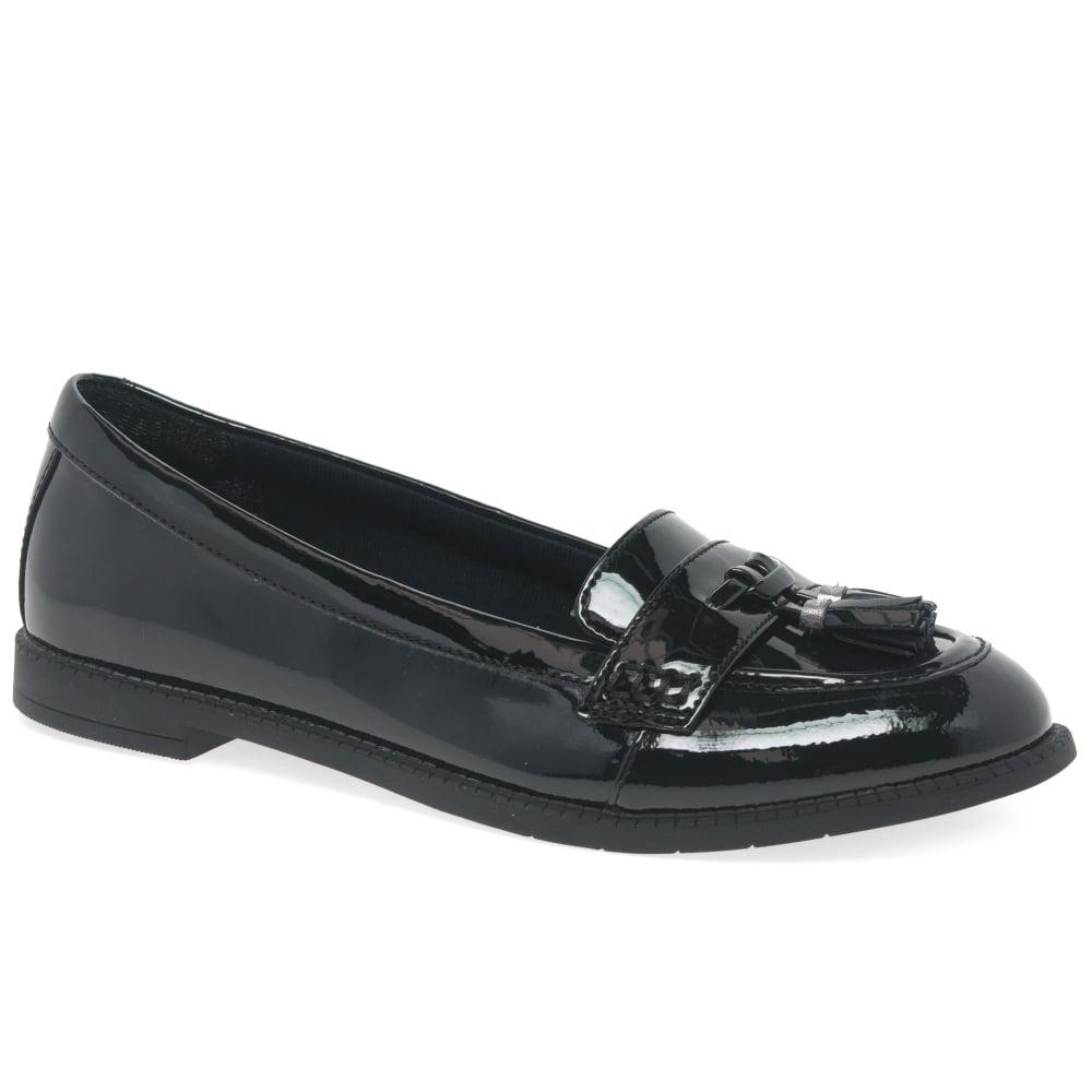 clarks womens school shoes discount