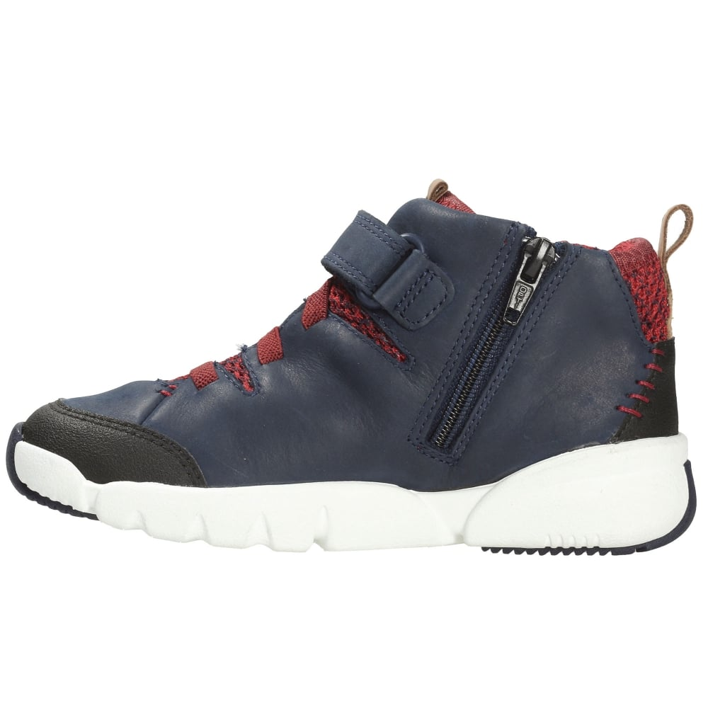 Boys Clarks Ankle Boots /'Tri Mimo/'