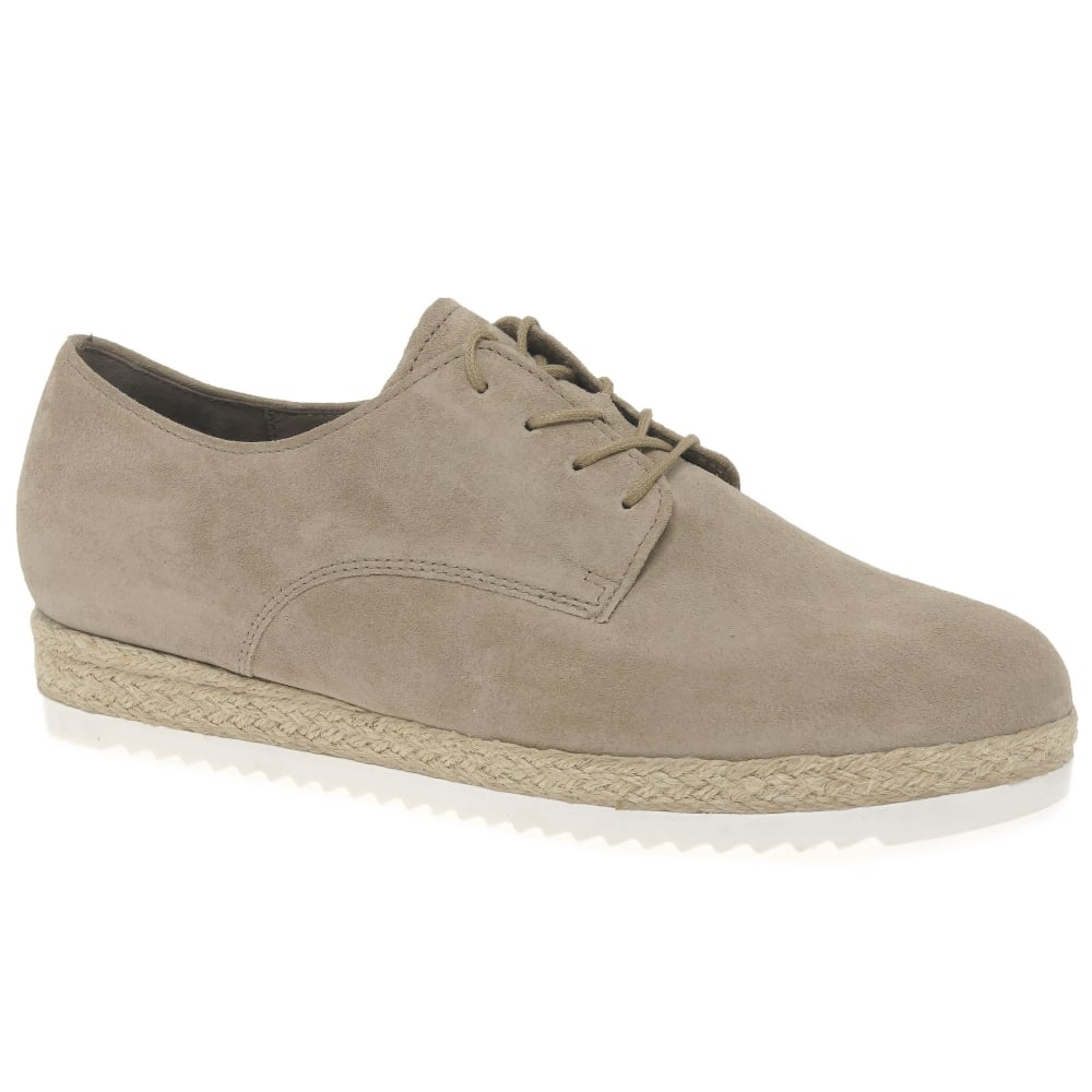 Gabor Vale Womens Casual Lace Up Shoes