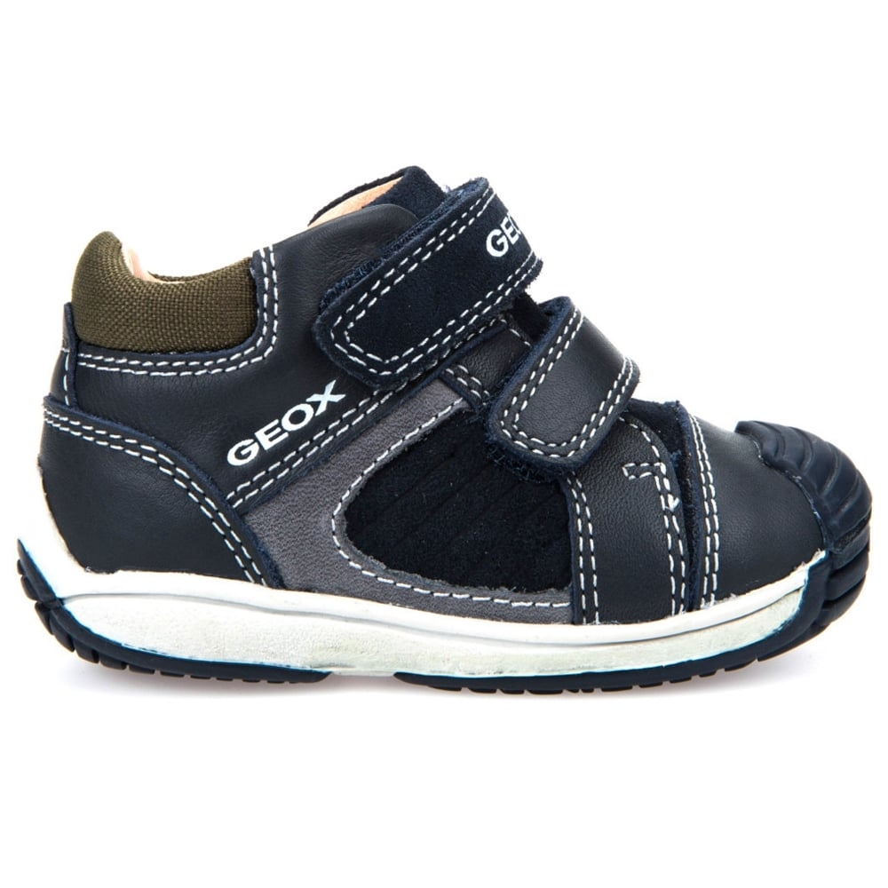Hula hoop Autenticación sátira  Geox Baby Toledo Boys Double Strap Shoes - Boys from Charles Clinkard UK
