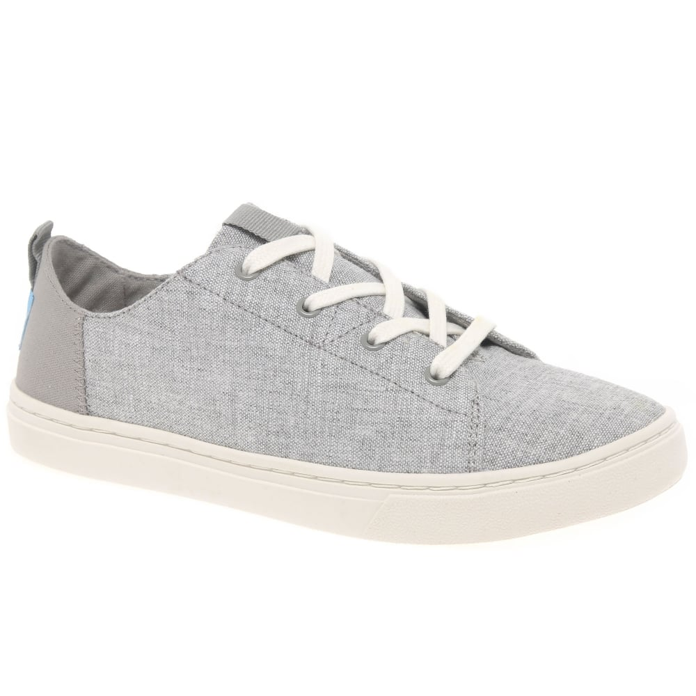 lenny lace youth canvas shoes charles clinkard