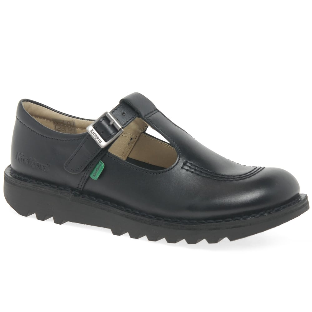 Kick T Girls Senior School Shoes