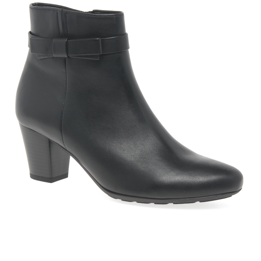 Gabor Bacton Womens Mid Heeled Ankle