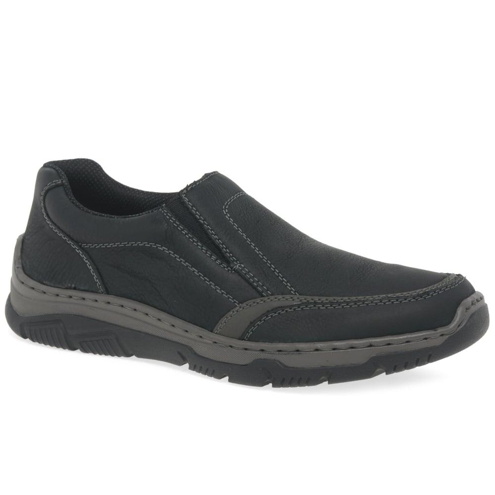 Rieker Jonas Mens Casual Slip On Shoes