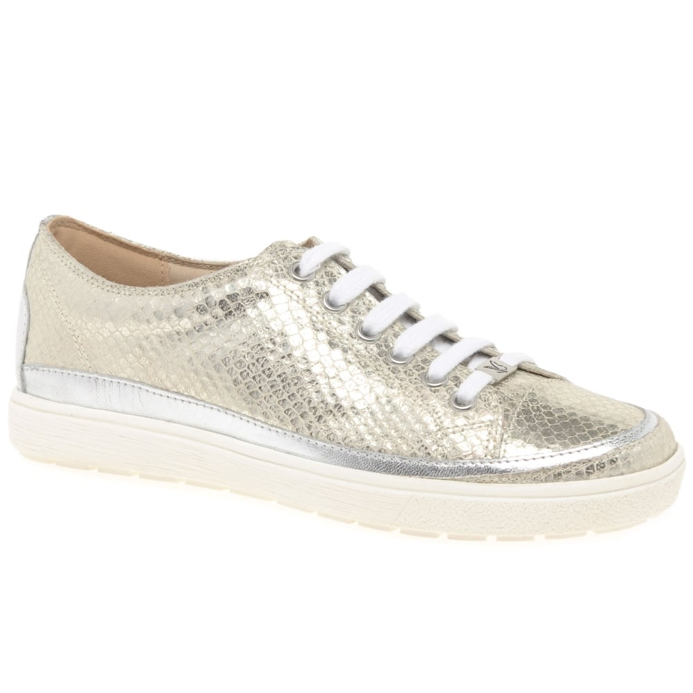 Caprice Star Womens Casual Lace Up