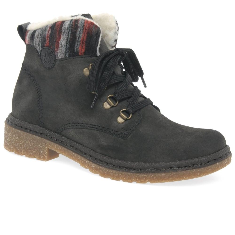 Rieker Joyce Womens Walking Boots