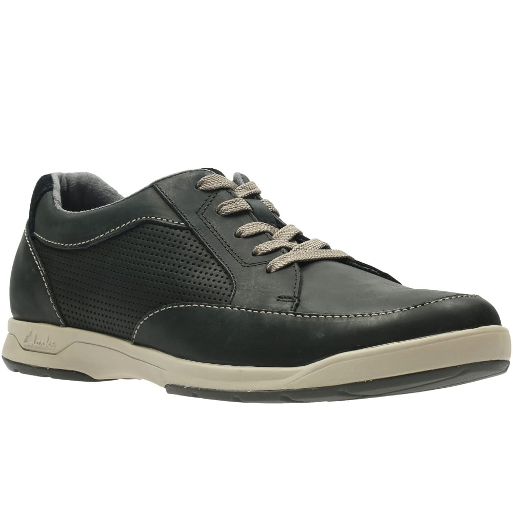 Mens Clarks Casual Lace Up Shoes /'Stafford Park 5/'