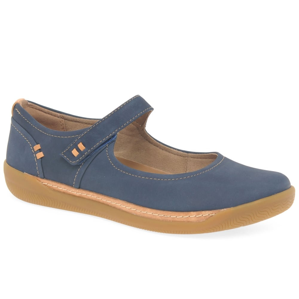 Clarks Un Haven Womens Mary Jane Shoes