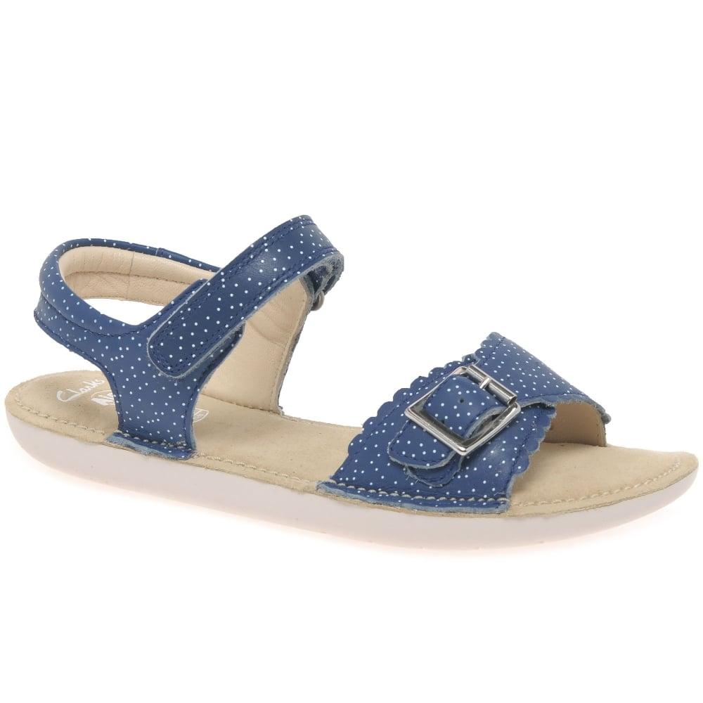 Clarks Ivy Blossom Girls Junior Sandals
