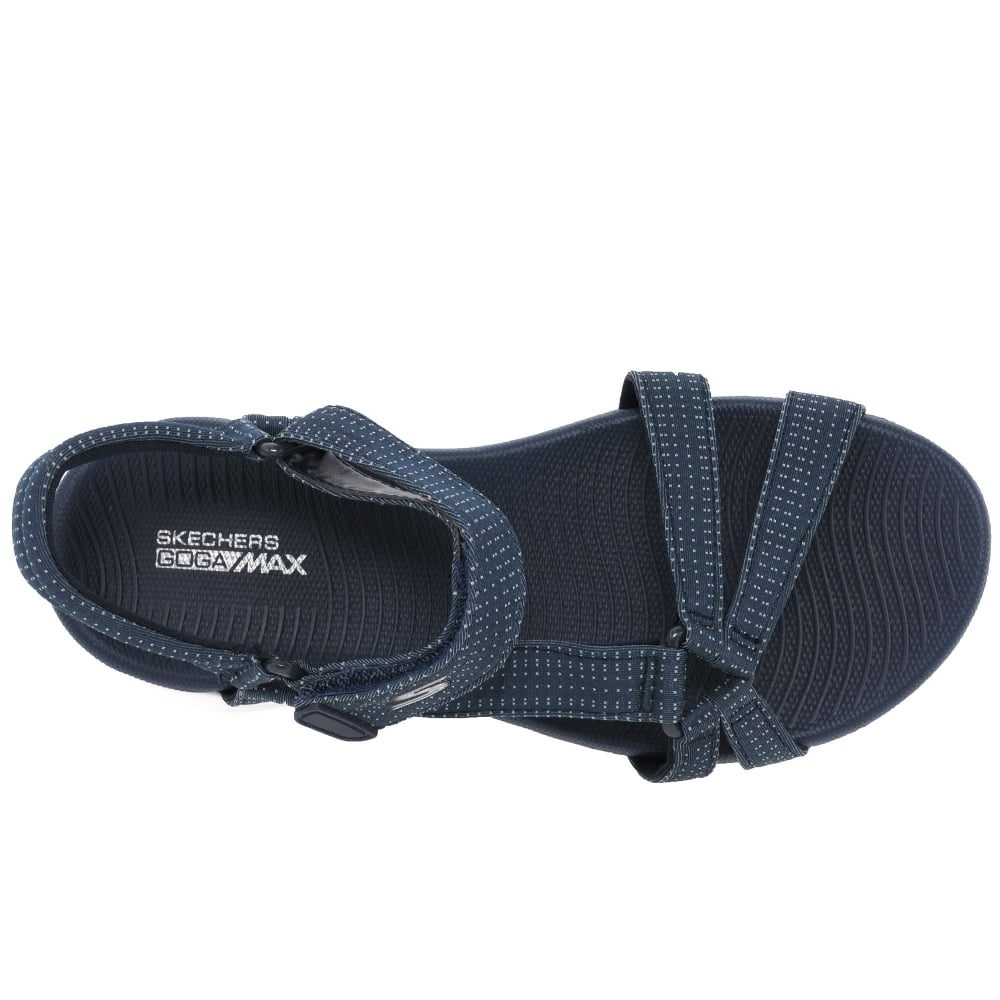 Skechers On The Go 600 Brilliancy Womens Sandals Charles Clinkard