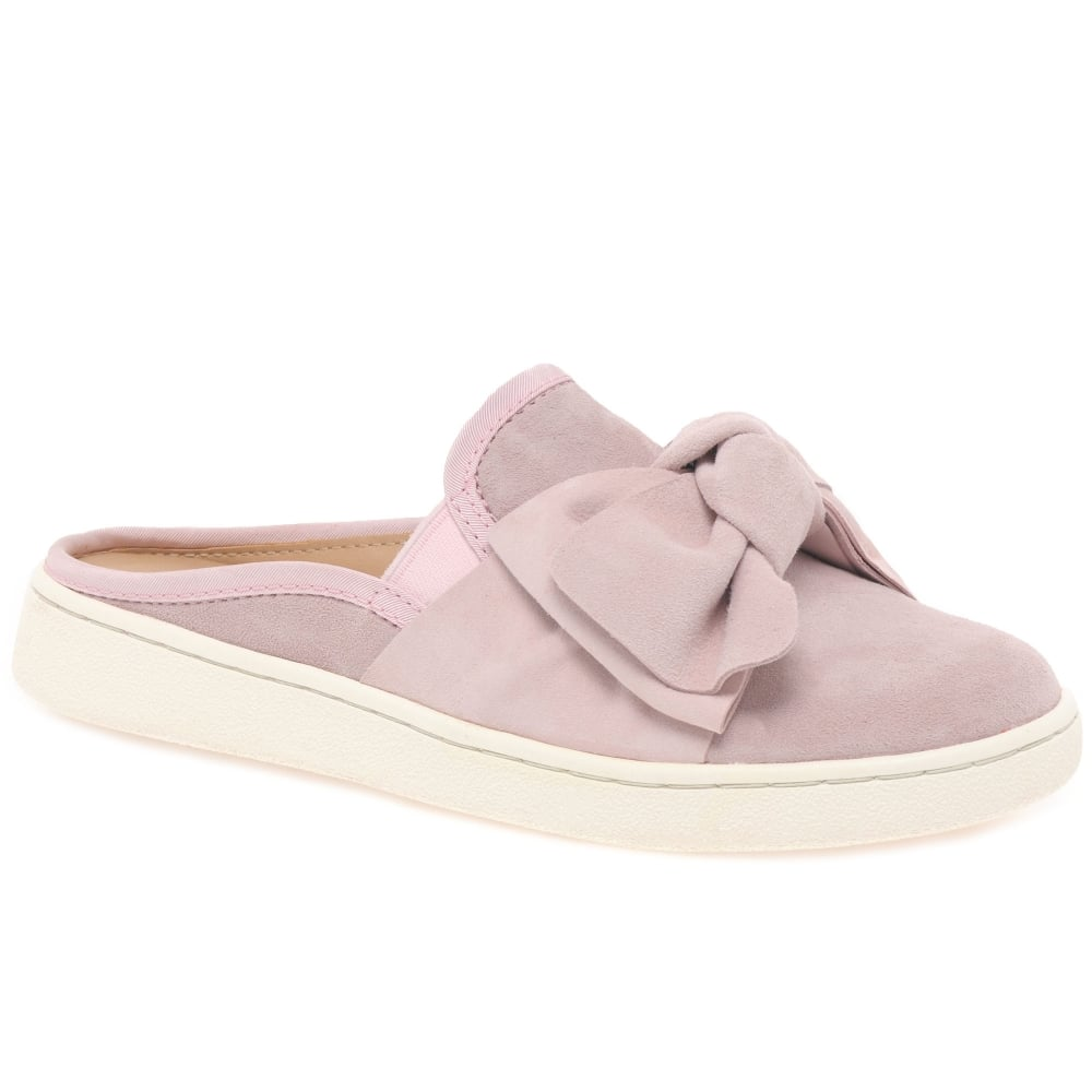 UGG Luci Bow Womens Slip On Shoes