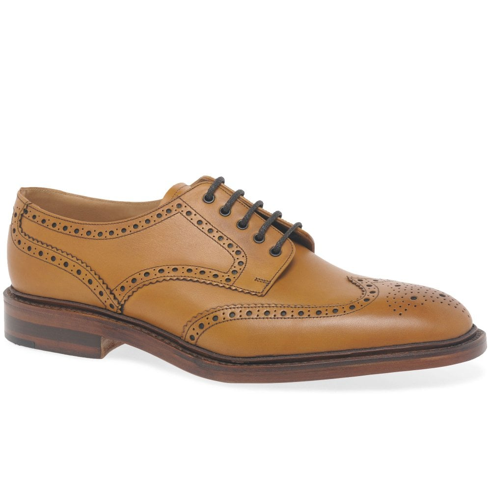 Loake Chester Brogues | Mens Leather