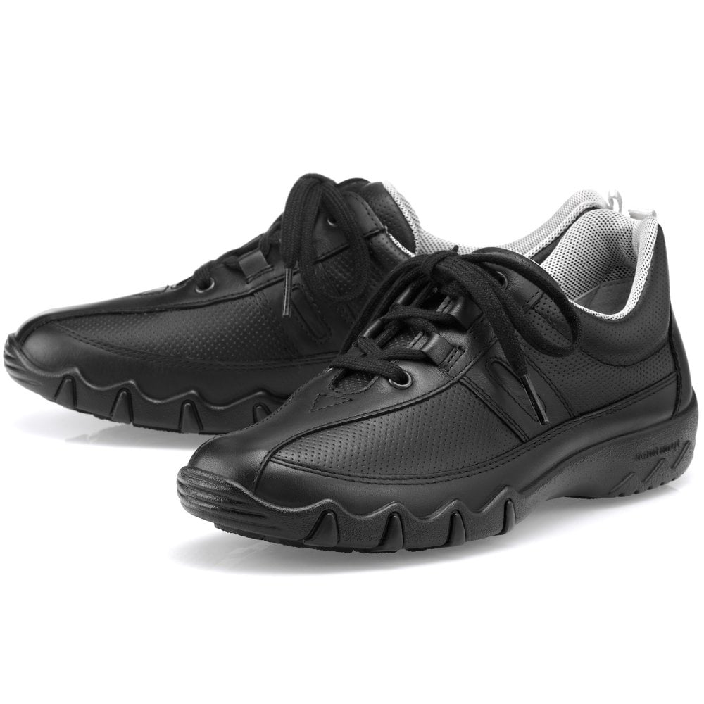 hotter black trainers