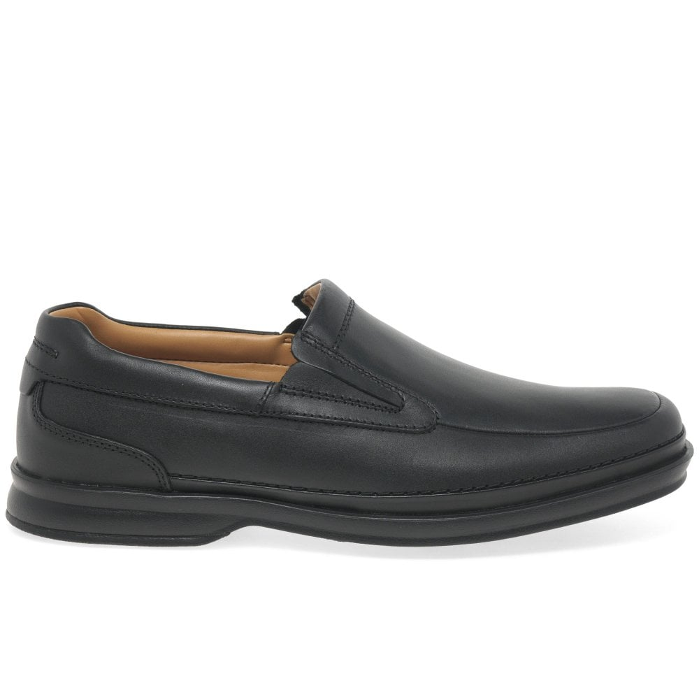 Clarks Scopic Step Mens Wide Fit Formal