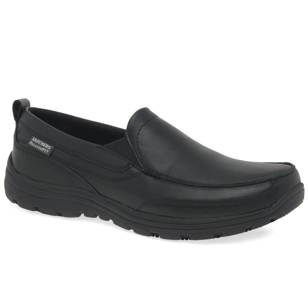 Skechers Hobbes Men's Relaxed Fit Shoes