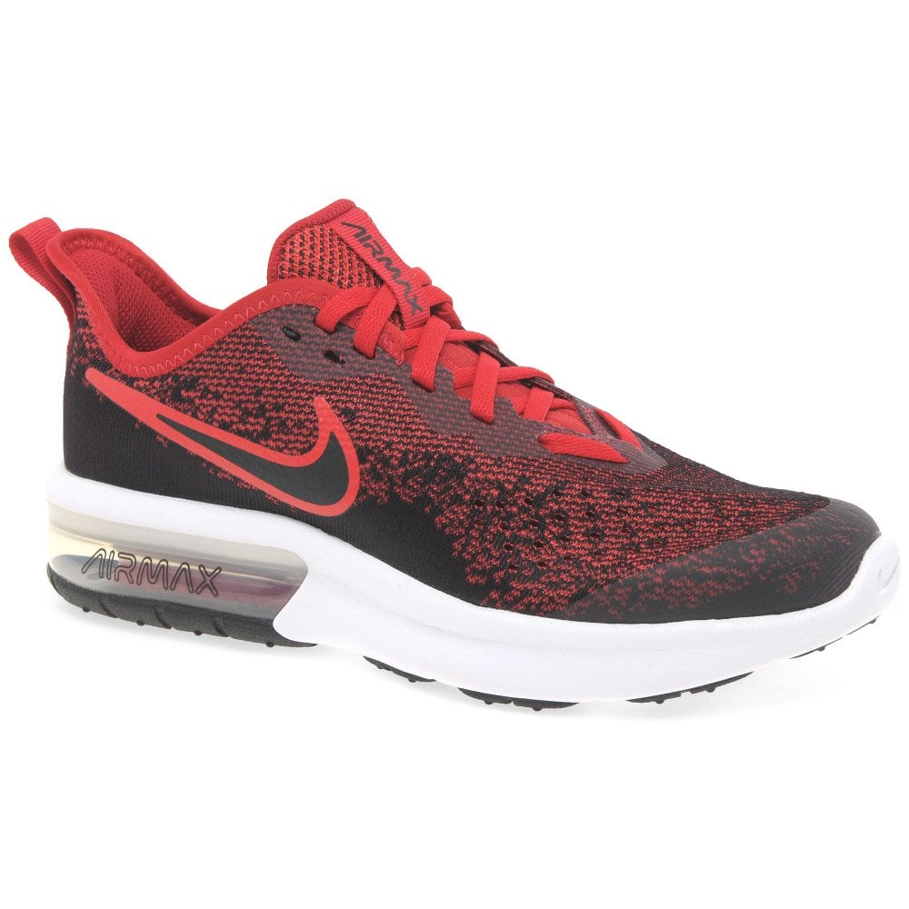 Nike Air Max Sequent 4 Junior Running Shoes
