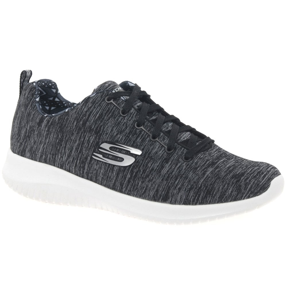 Groenlandia Teórico Atlético  Skechers Ultra Flex First Choice Womens Trainers | Charles Clinkard