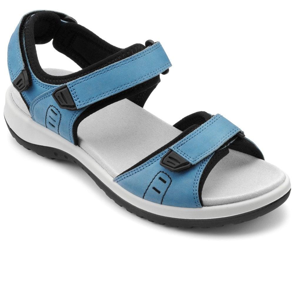 Hotter Walk Womens Wide Fit Sandals