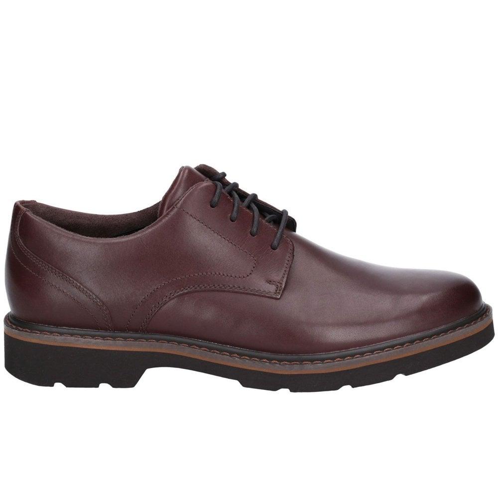 Derbys Homme Rockport Charlee Plain Toe Shoe
