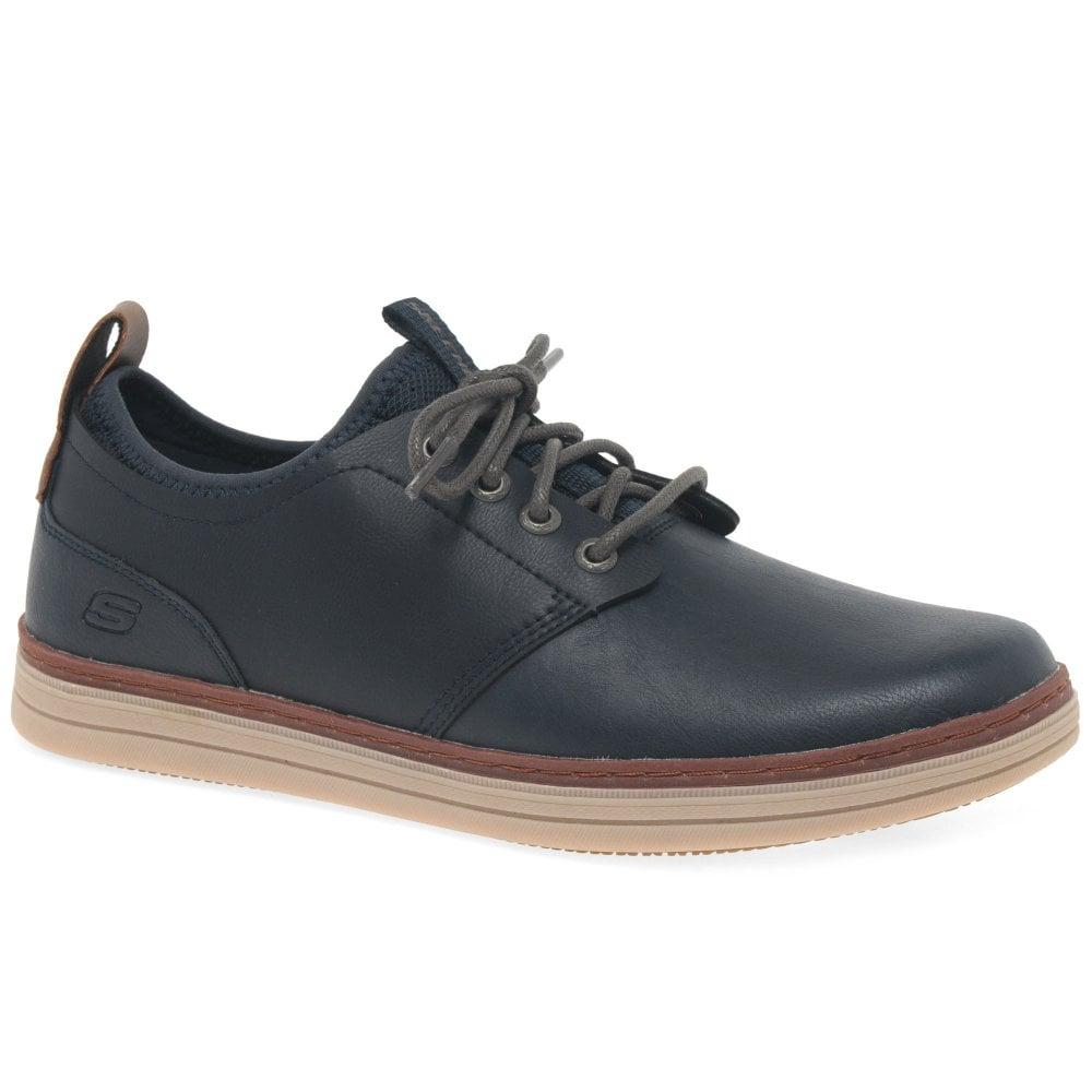 Síntomas laringe Volcánico  Skechers Heston Rogic Mens Shoes   Charles Clinkard