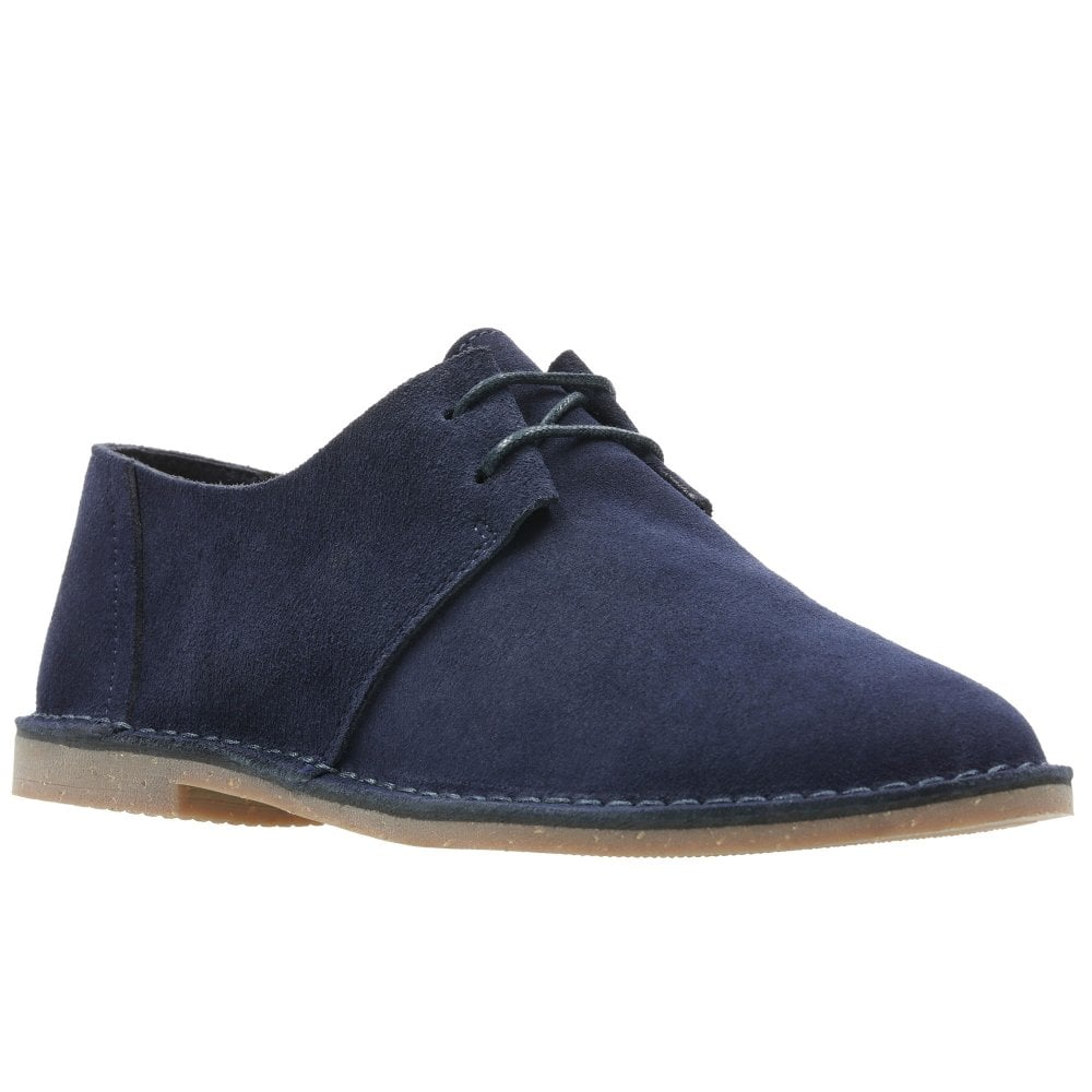 Clarks Erin Weave Womens Suede Lace Up