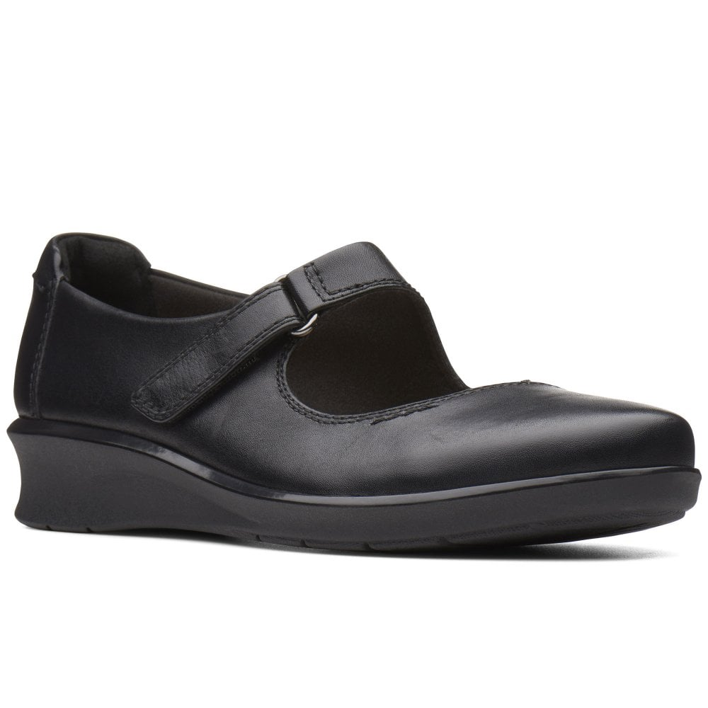 Clarks Hope Henley Womens Wide Fit