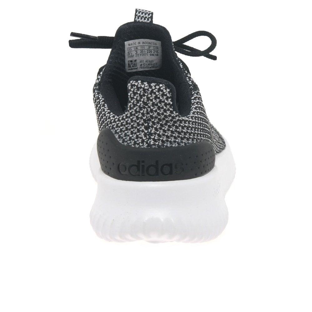 adidas cloudfoam trainers kids