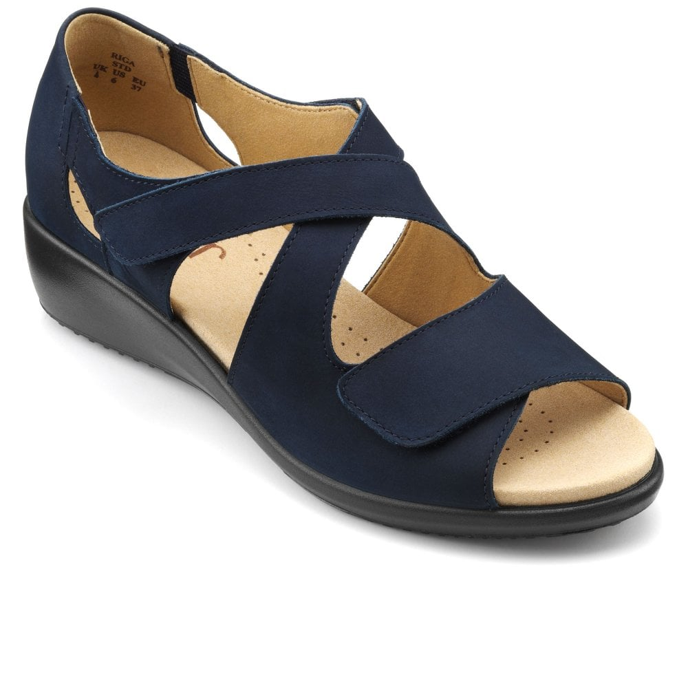 Hotter Riga Womens Wide Fit Sandals