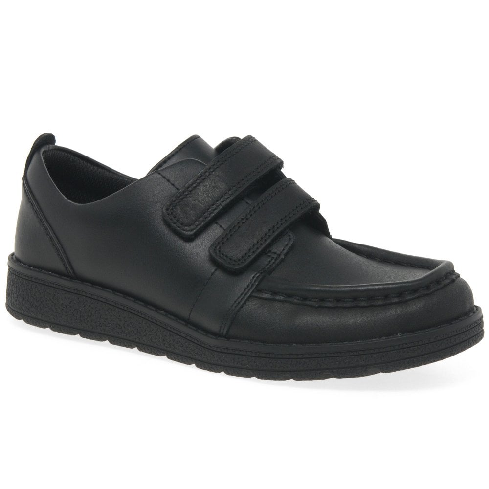 Clarks Mendip Bright Boys School Shoes