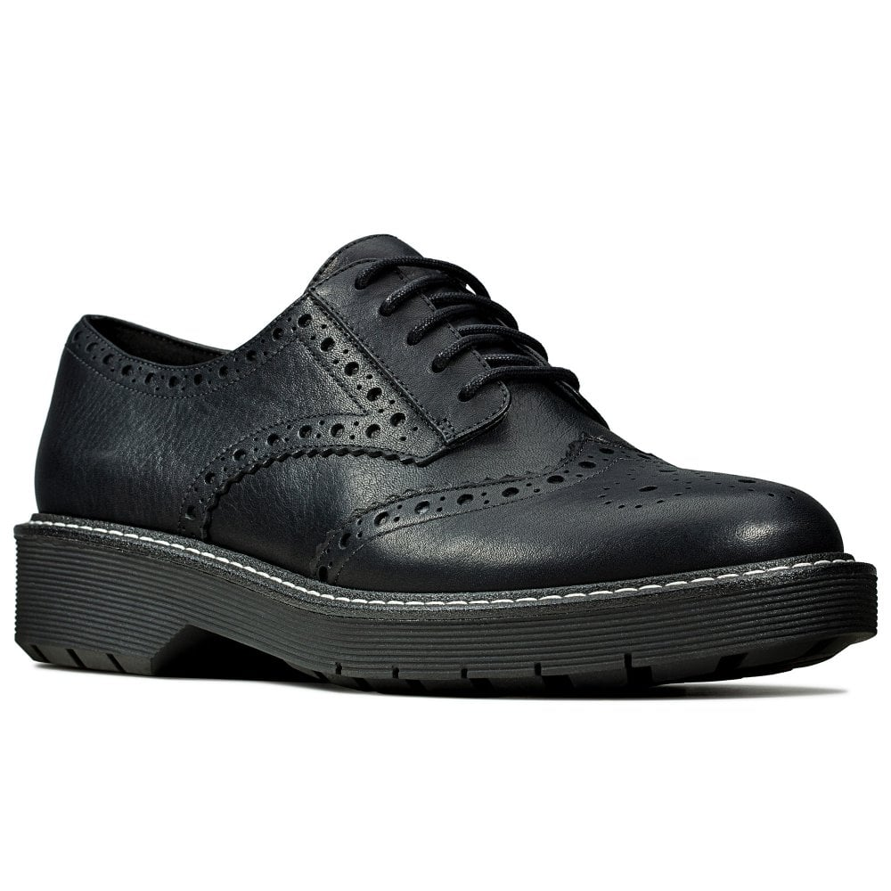 Clarks Witcombe Echo Womens Brogues