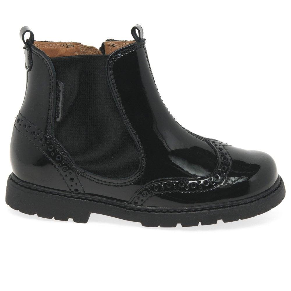 Startrite Chelsea Girls First Zip Ankle Walking Boots