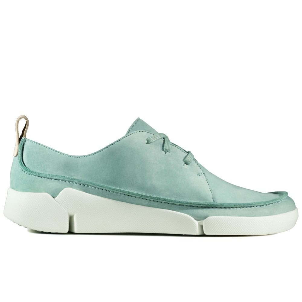 Details about  /Clarks Ladies Lace Up Casual Trainers /'Tri Clara/'