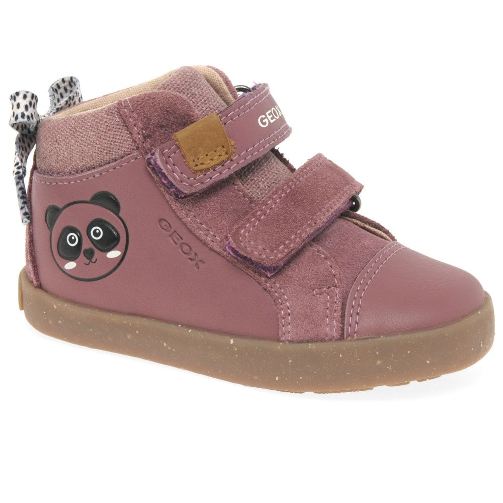 Geox Baby Kilwi Girls Infant Boots